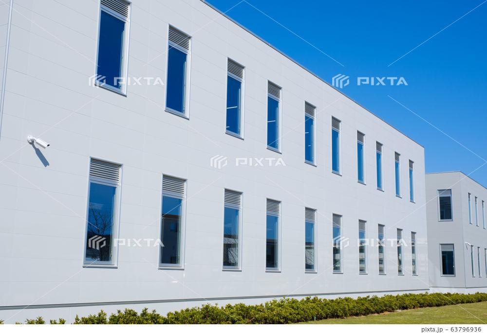 工場の改修